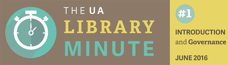 Library Minute header
