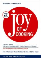 Joy of cooking cover