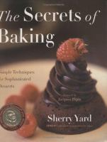 The secrets of baking cover