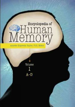 Cover image for Encyclopedia of Human Memory