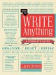 Cover image for How to Write Anything