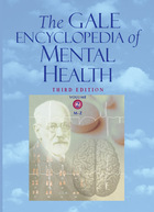 Gale Encyclopedia of Mental Health Book Cover Image