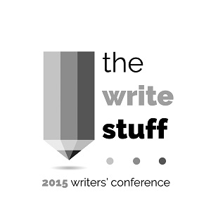 Write Stuff Writers's Conference Logo