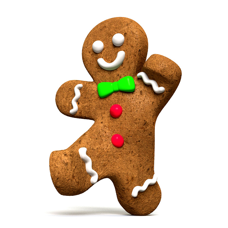 When was gingerbread first developed? (Select one of the following)