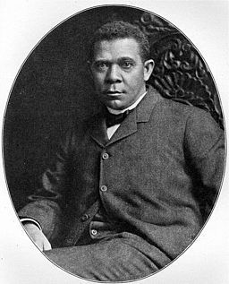 Public domain photo of Booker T. Washington
