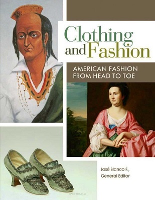 Cover image of book: Clothing and Fashion
