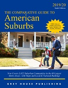 GVRL Comparative Guide to American Suburbs book cover
