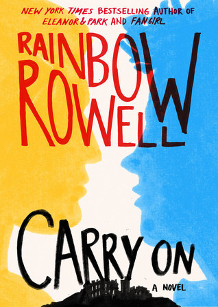 Book Cover image for Carry On by Rainbow Rowell