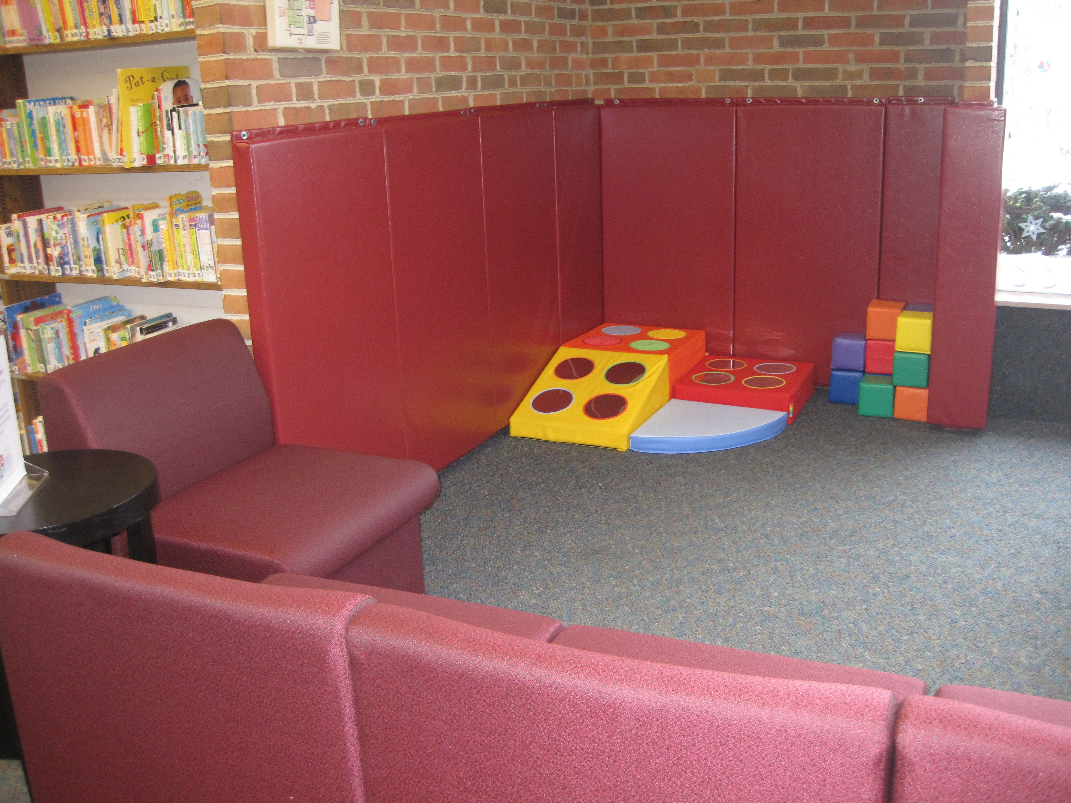 Tremont Early Learning Center play corner