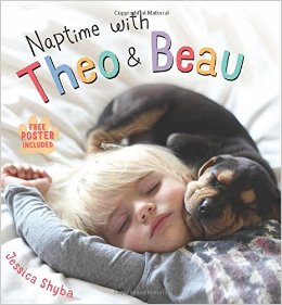 Book Cover for Naptime with Theo and Beau