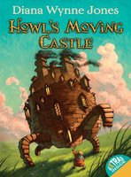 Cover for Howl's Moving Castle by Diana Wynn Jones