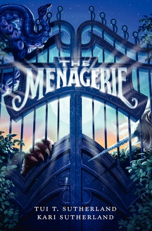 Book Cover for The Menagerie by Tui Sutherland