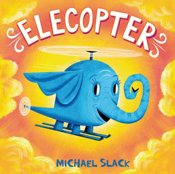 Book Cover for Elecopter