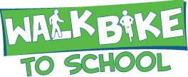Walk Bike to School Logo