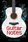 Book Cover for Guitar Notes