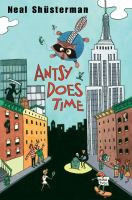 Book Cover for Antsy Does Time