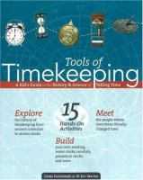 Book Cover for The Tools of Timekeeping